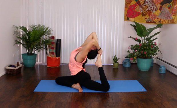 Backbend Flexibility Sequence
