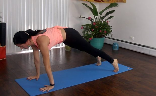 Ashtanga Yoga Warm-up